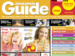 Periódico Think Spain y Guide