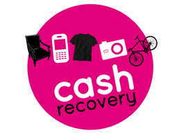 Logotipo Cash Recovery